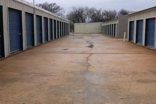Self Storage Property - Austin Texas