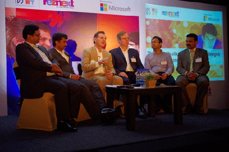 Panel Discussion at the Hospitality Industry Summit held by IDS Next & RezNext