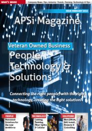APSi magazine