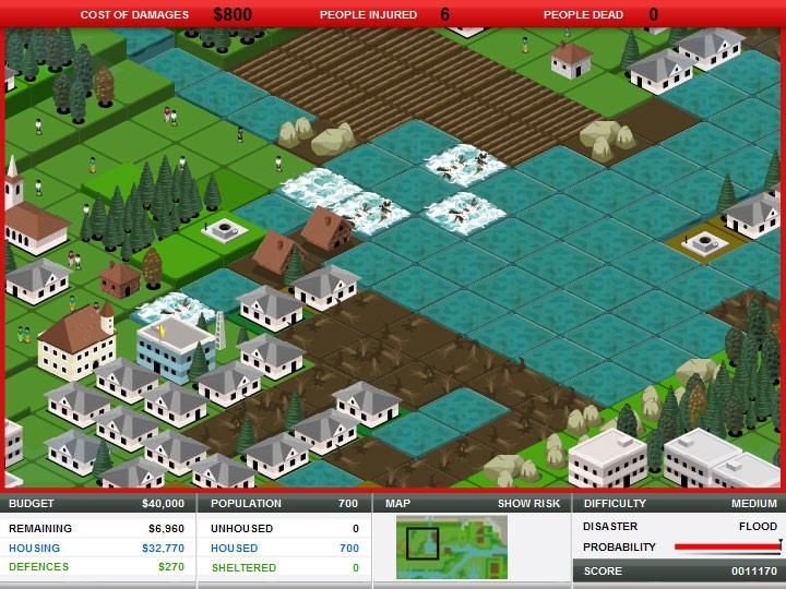 Stop Disaster Game from UNISDR teaches how to reduce risk
