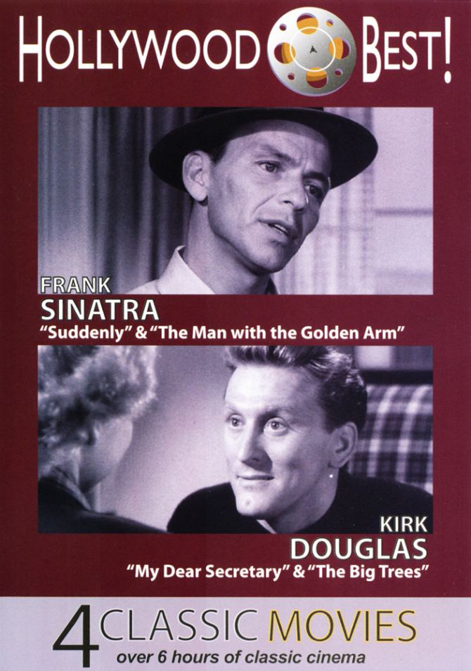 Hollywood Best! Frank Sinatra & Kirk Douglas