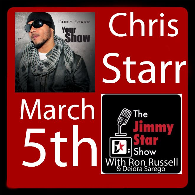Chris Starr on the Jimmy Star Show