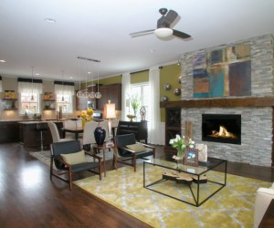 Stunning Model Home at Lafayette Square in Sandy Springs