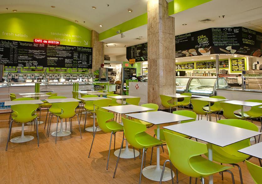 Cafe de Boston