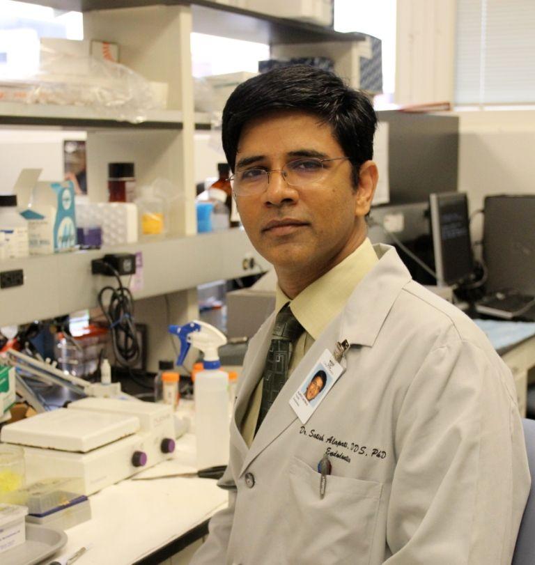 Dr. Satish Alapati