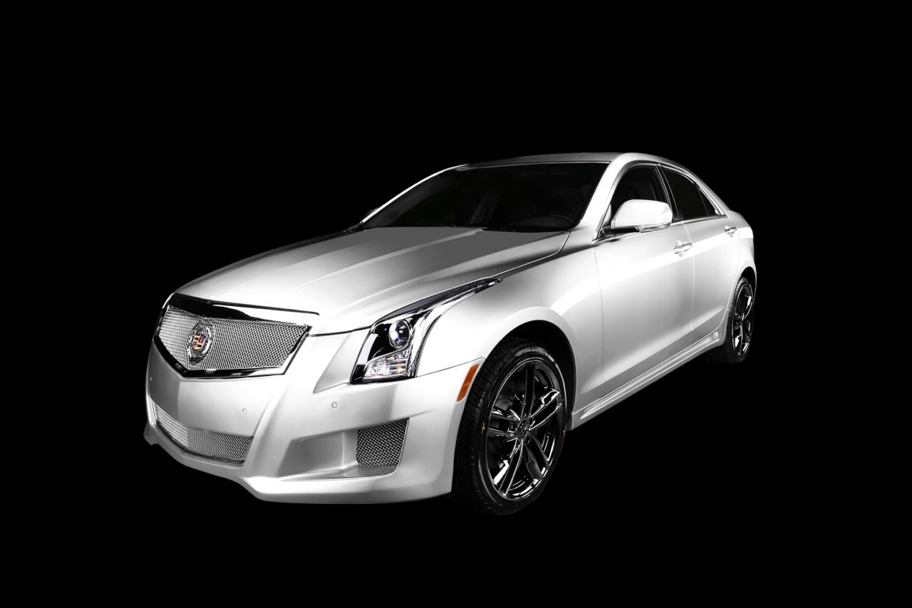 Cadillac ATS with E & G Grille
