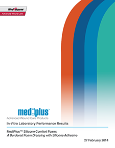 This white paper evaluates the results of a new silicone-bordered foam dressing.