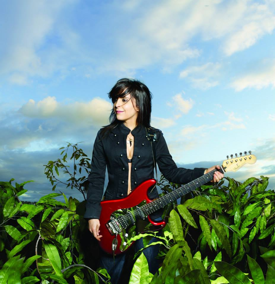 Debra Devi - Author - Rocker - Guitarist
