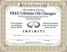 Rickenbaugh Infiniti - Serving Denver, CO