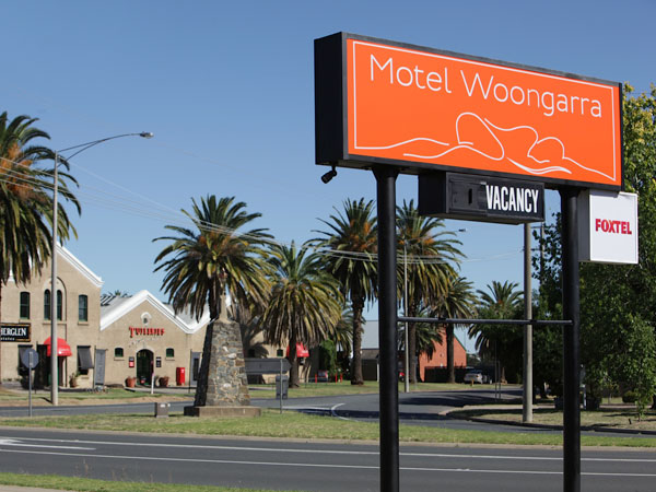 Motel For Sale: Motel Woongarra, Rutherglen Victoria