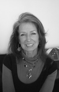 Author Rebecca Cobo