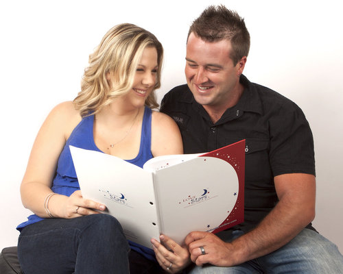 Couples love reading their unique LoveStars report about their relationship