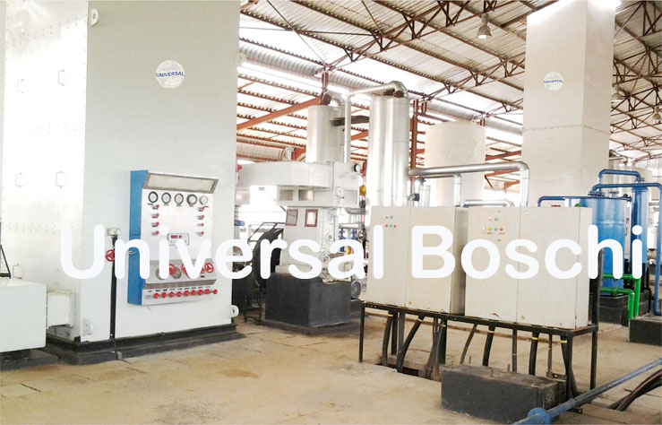 Universal boschi brings reliable and high performing for Oxygen plant