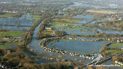 In Kind Direct UK Flood Relief Appeal
