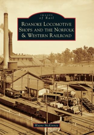 Roanoke Locomotive