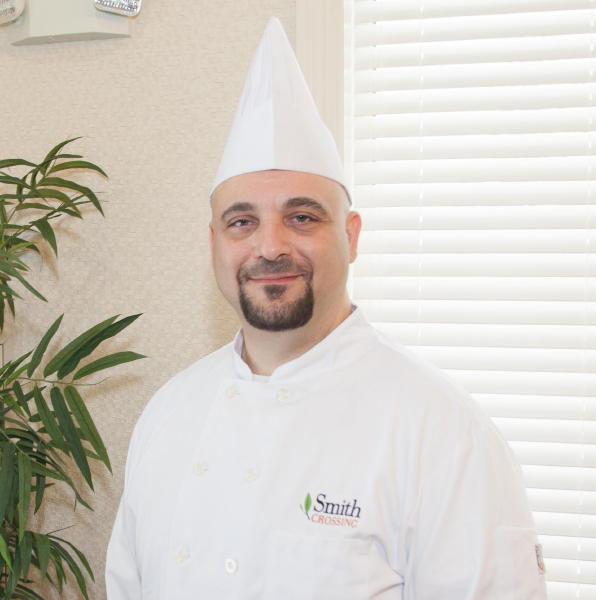 Alex Meredith - Smith Crossing's new execuctive chef