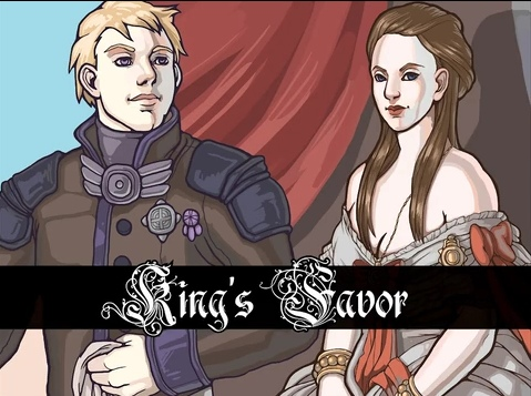 King's Favor - A Game of Courtly Intrigue
