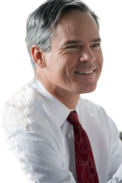 Jeff McCormick, independent candidate for Governor of Massachusetts