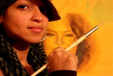 Celebrity photographer and painter DIONN RENEE