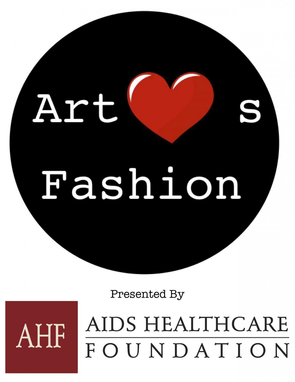 AIDS Healthcare Presents ART HEARTS FASHION