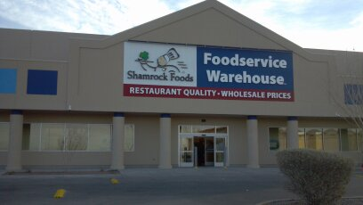 El Paso Shamrock Foodservice Warehouse