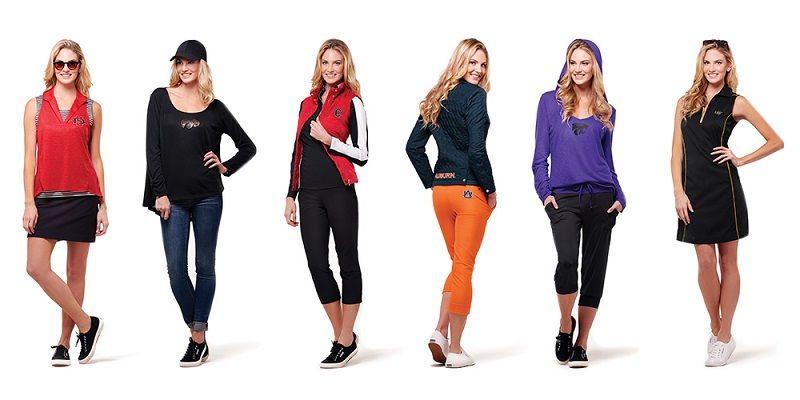 Tail Activewear is launching a new line of collegiate licensed merchandise.