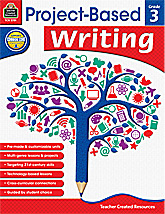 TCR2781 - Project-Based Writing Grade 3