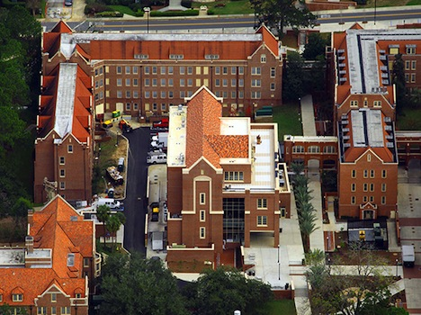 FSU's new Honors, Scholars and Fellows House is in the heart of the campus