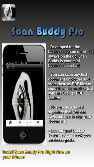 Scan Buddy App on App Store on iTunes available fo.