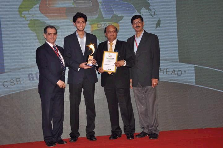 GLOBAL CSR EXCELLENCE AND LEADERSHIP AWARDS