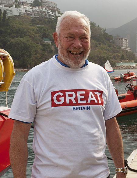 Sir Robin Knox-Johnston (photo: UK Trade & Investment)