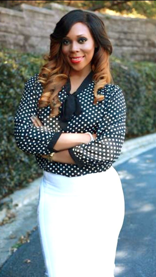 Jamilah Rouse, Southern Regional Stylist & Fashion Buyer for TheTopBoutique.com