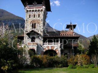 Stunning villa in Mezzegra on Lake Como