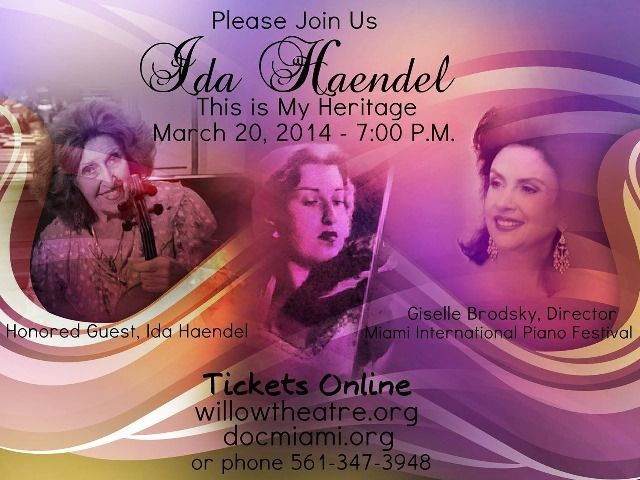 Special Screening, March 20, 2014, 7PM