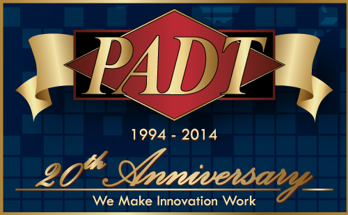 PADT Turns 20