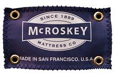 McRoskey Mattress Company has hired Swordfish Communications for  its publicity.