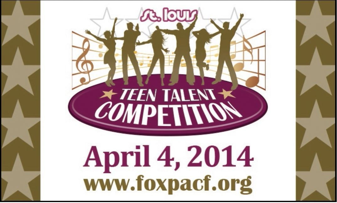 2014 St. Louis Teen Talent Competition