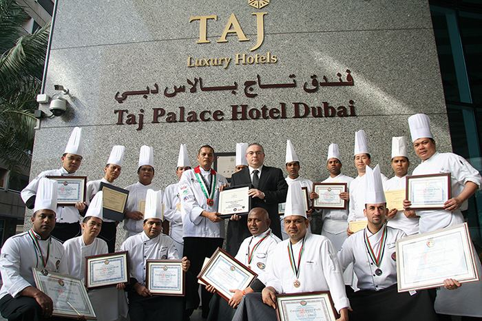 taj palace GFF awards 2014