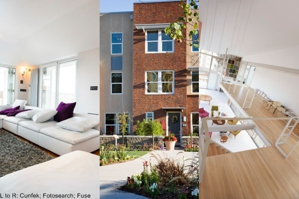 types of apartments