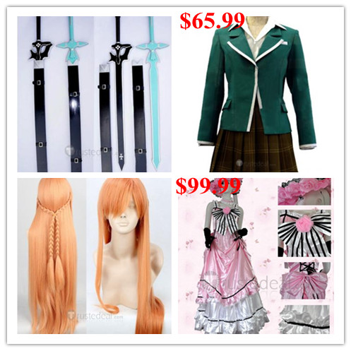 Where to Buy Cheap Anime Costumes for Conventions  -- Trustedeal.com ... 9b96a27e6f27