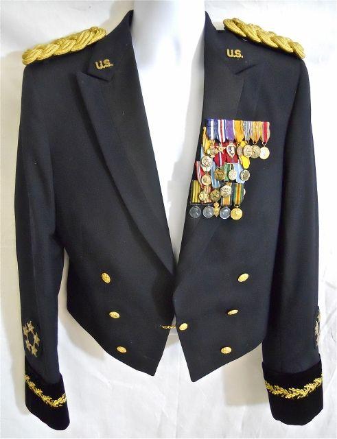 US General Omar Nelson Bradley (1893 – 1981) Jac