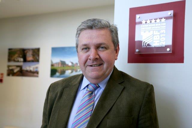 Davidsons Homes Land Manager, Jim Robinson