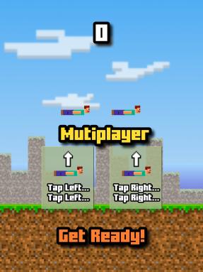 FlyCraft Multiplayer