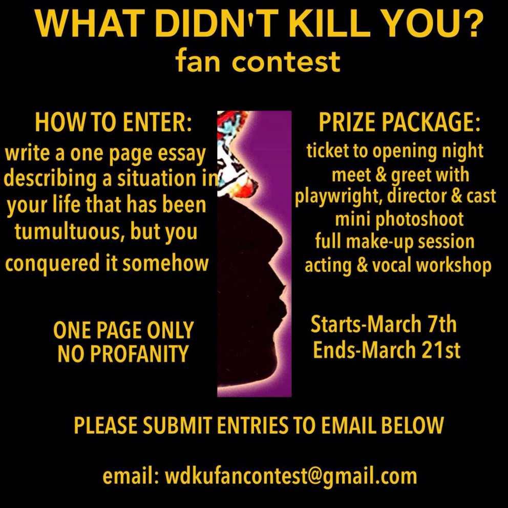 WDKU Fan contest will run March 7-21