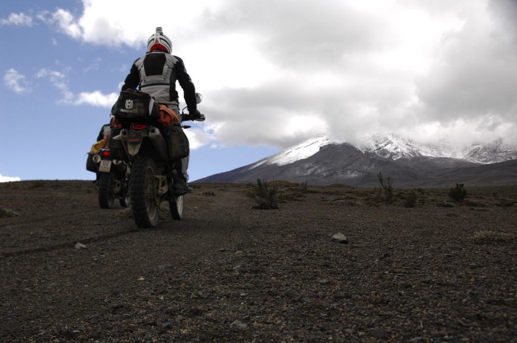 The mostly unpaved route will go to over 15,000 feet in altitude