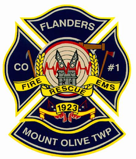Flanders firefighters offer the chance to find some unusual gifts.