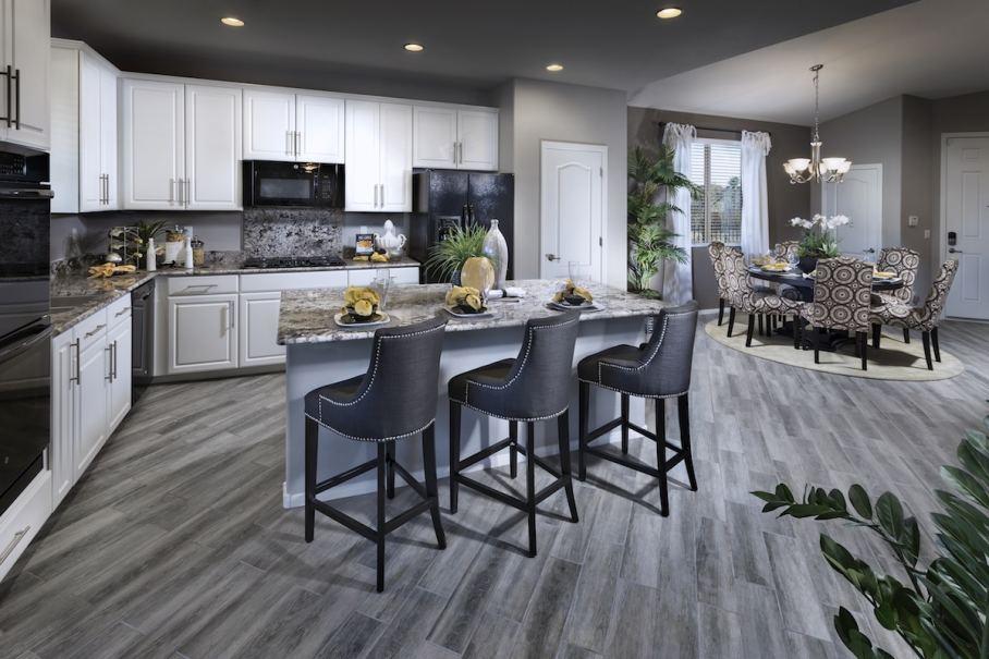 Lennar's beautiful 2,334-square-foot home in Las Vegas