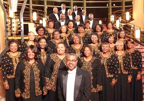 The Ebony Chorale to sing Palm Sunday