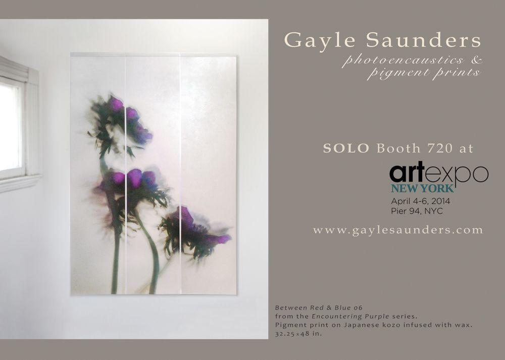 Gayle Saunders  Encountering Purple-Between Red and Blue 06