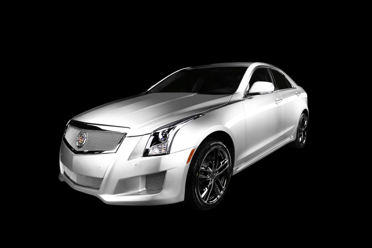 Custom Cadillac ATS Vogue Tyre
